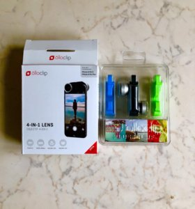 Olloclip 4-In-1 Lens for IPhone
