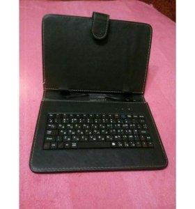 Чехол-клавиатура на планшет