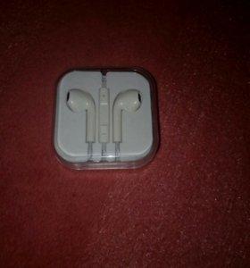 Наушники на 7 iPhone