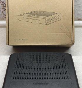 Wi-Fi маршрутизатора TECHNICOLOR TC7200