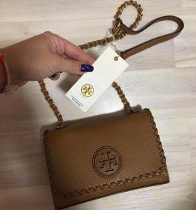Новая сумка Tory Burch с ремешком оригинал