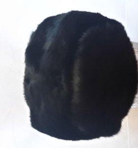 новая шапка - ушанка кролик