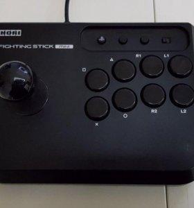 Аркадный стик Hori Fighting Stick Mini 4