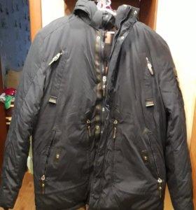 Мужская куртка 58 раз