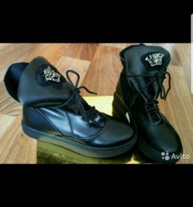 Ботинки новые 36 р-р