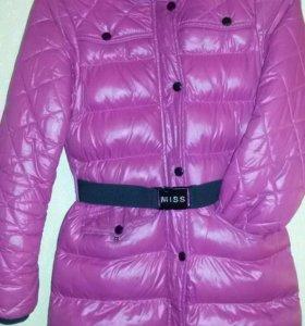 Обалденное пальто на девочку