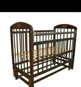 Детская кроватка 'Мой малыш'