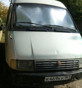 Газель 2705 (цел/металл. фургон)