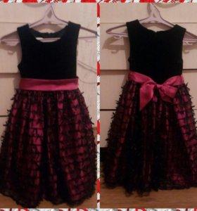 Красивишное платье)))