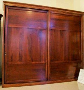 Шкафы,кухни и др.мебель.