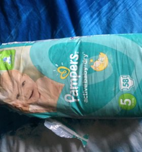 Подгузники памперс 11-18 кг