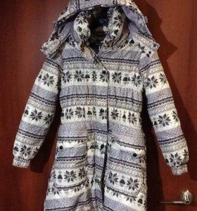 Пальто зимнее р.146