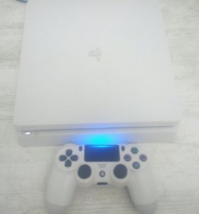 PS-4 Slim 500Gb.белая