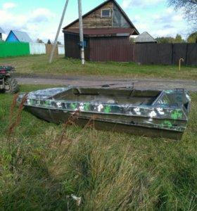 Лодка Неман 1