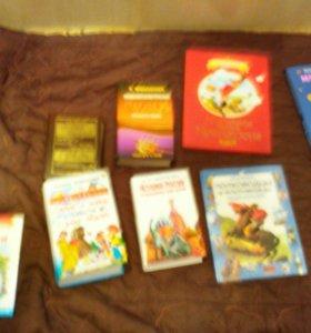 Книги.(каждая)