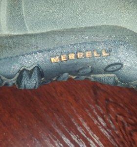 Ботиночки детские фирменные Merrell