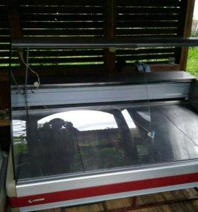 Холодильная витрина Криспи 1400