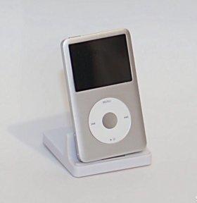 Плеер Apple iPod Classic 80GB 6 gen+док-станция