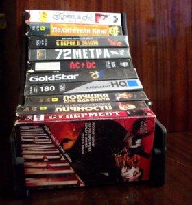 Подкассетник для видеокассет vhs