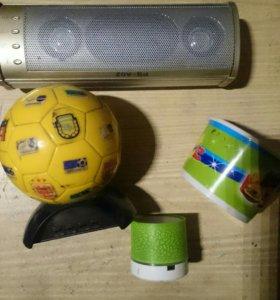 MP3 колонки