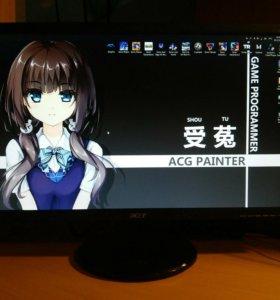 Acer v223hqv