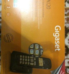 Продам домашний телефон Gigaset A120