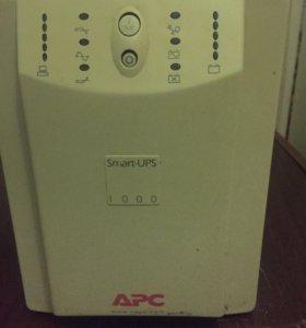 ИБП APC Smart-ups 1000I NET