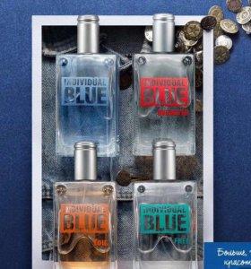 Туалетная вода Individual Blue Unlimited, 100 мл