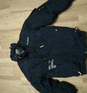 Куртка мужская зима р-р50