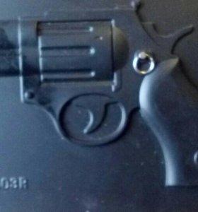 Пистолет блокнот