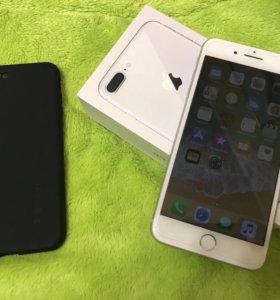 iPhone 8 plus 64 gb, Silver