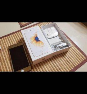 Айфон 6s или обмен на Rose gold