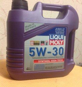 Liqui Moly Synthoil High Tech 5w-30, 4л. Синтетика