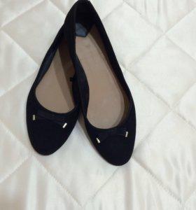 Туфли- Балетки 38 размер
