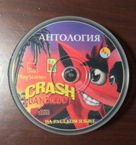 17 игр на 13 дисках для ps1