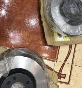 Тормозные диски оригинал Mazda /Ford Ford