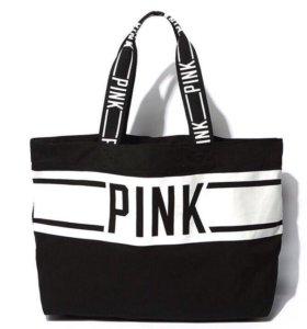 пляжная сумка Victoria's Secret Pink оригинал