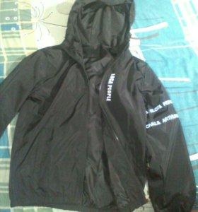 Мужская куртка(тонкая)