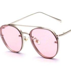 Новые розовые очки Asos оригинал