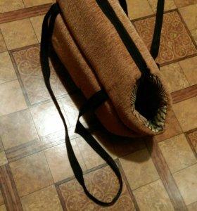 Сумка-переноска для небольшой собаки