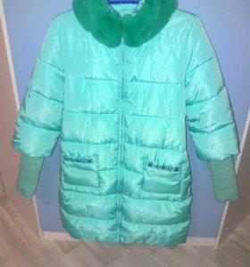 Куртка новая обмен