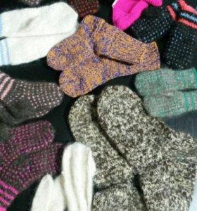 Носочки, варежки ,шали