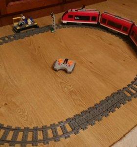 Lego City поезд 7938