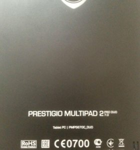 Prestigio Multipad 2 Pro Duo