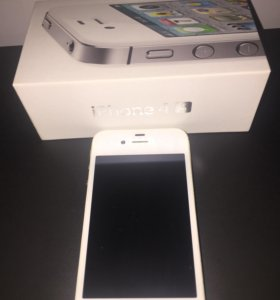 iPhone 4s white, 32GB