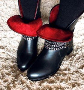 Новые ботиночки 🎒