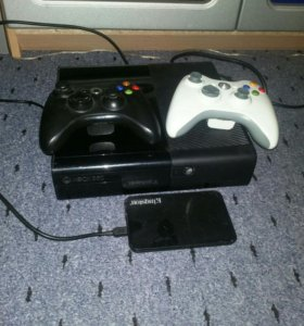 Шитый Xbox 360 +HDD 250GB