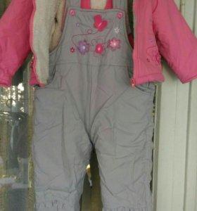 Продаю костюм на девочку