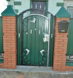 Ворота.калитки