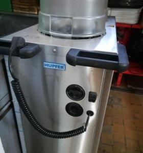 Модуль диспансер для подогрева тарелок